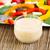 creamy salad dressing stock photo © tab62