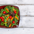 baba · fából · készült · fehér · egészség · gyümölcs · piros - stock fotó © tab62