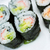 sushis · rouler · maki · blanche · poissons · cuisine - photo stock © tab62