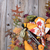 dinner setting for autumn season with gourd decorations and leav stock photo © tab62