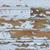 old lead paint peeling off of wood sliding stock photo © tab62