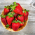 fresh ripe strawberries ready to eat stock photo © tab62