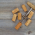 several used wine corks and opener on wood stock photo © tab62