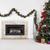 karácsony · jelenet · fa · tűz · ajándékok · otthon - stock fotó © tab62