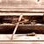 ヴィンテージ · リボルバー · バックル · 舌 · 孤立した · 白 - ストックフォト © tab62