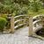 bridge crossing stream in japanese garden stock photo © tab62