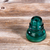antique glass insulator on rustic wooden boards stock photo © tab62