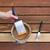 verf · kan · oud · hout · hout · tools - stockfoto © tab62