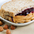 burro · di · arachidi · gelatina · sandwich · lampone · jam · rosolare - foto d'archivio © tab62