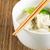 closeup of wonton soup stock photo © tab62