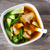 chinese wanton and vegetable soup ready to eat stock photo © tab62