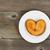 カロリー · 食品 · 表示 · 白 · プレート · 健康 - ストックフォト © tab62