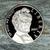 uno · argento · dollaro · americano · aquila · moneta - foto d'archivio © tab62