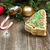 rouge · vert · Noël · ornements · sapin - photo stock © tab62
