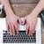 ノートパソコンのキーボード · コーヒー · 眼鏡 · 表示 · 眼鏡 · 木製 - ストックフォト © tab62