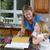 szczęśliwy · matka · pomoc · córka · praca · domowa · domu - zdjęcia stock © tab62