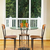 bamboe · plant · houten · tafel · exemplaar · ruimte · voedsel · achtergrond - stockfoto © tab62