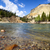 yellowstone river running through canyon during summer day stock photo © tab62