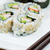 california sushi roll stock photo © tab62
