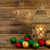 Рождества · фонарь · украшения · снега · серебро · небе - Сток-фото © tab62