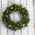 Natale · ghirlanda · evergreen · albero · isolato · bianco - foto d'archivio © tab62
