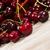 maduro · preto · cereja · textura · comida - foto stock © tab62