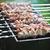 肉 · スライス · 準備 · ソース · 火災 · 煙 - ストックフォト © taden