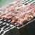 hús · szeletek · előkészítés · mártás · tűz · füst - stock fotó © taden