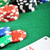 чипов · карт · различный · цвета · игральных · карт · зеленый - Сток-фото © taden