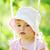 女の子 · 公園 · 春 · 赤ちゃん · 顔 · 草 - ストックフォト © taden