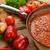 hot · chili · tortilla · chips · voedsel · mais - stockfoto © taden