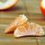 delicious juicy tangerine stock photo © taden