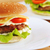 hamburger with cutlet stock photo © taden