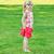 かなり · 少女 · 女の子 · 再生 · 緑 · 芝生 - ストックフォト © taden