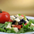 salat with feta cheese and fresh vegetables stock photo © taden