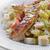 フライド · チーズ · 魚 · 緑 · サラダ · ケーキ - ストックフォト © taden