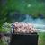 hús · szeletek · előkészítés · mártás · tűz · fű - stock fotó © taden