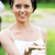 bride and small frog stock photo © taden