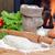 pizza · lezzetli · baharatlar · sebze · ahşap · masa · peynir - stok fotoğraf © taden