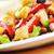 uborka · bors · saláta · közelkép · extrém - stock fotó © taden