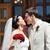 ramo · recién · besar · familia · amor - foto stock © taden