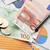 クレジットカード · お金 · 表 · オフィス · 紙 - ストックフォト © taden