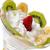 fruto · chantilly · fresco · picado · morangos · kiwi - foto stock © taden