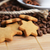 koffiebonen · cookies · houten · drinken · objecten - stockfoto © taden