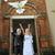 белый · пару · свадьба · день - Сток-фото © taden