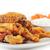 tavuk · kanatlar · yemek · sıcak · havuç · gıda - stok fotoğraf © taden