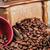kahve · öğütücü · fincan · bağbozumu · kahve · çekirdekleri - stok fotoğraf © taden