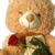 speelgoed · beer · Rood · rose · kind · oranje - stockfoto © taden
