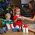 aile · şapka · hediyeler · ev - stok fotoğraf © taden