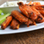 fűszeres · buffalo · wings · márványsajt · mártás · zeller · forró - stock fotó © taden